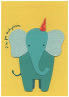 P is for Pachyderm by renton1313