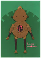 A is for Automaton by renton1313