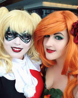 Harley and Ivy by rocknroler