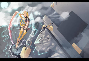 light Destruction by ricardothb