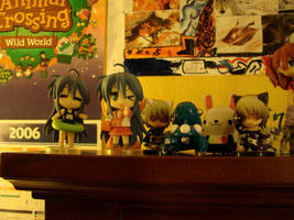 figurine collection part 1 by TsukiTiger