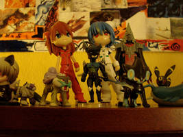 figurine collection part 2 by TsukiTiger