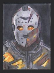 4.1.18 Jason Savini Friday The 13th by turtlespopart