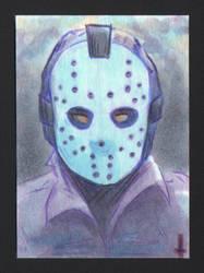 18.4.12 Friday The 13th Jason Nintendo by turtlespopart
