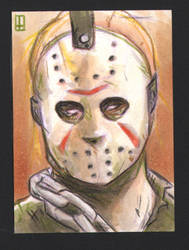 18.4.12 Friday The 13th Jason by turtlespopart