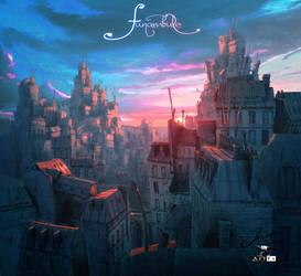FNB Decor - Sunset by Gandalfleblond