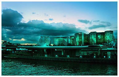 South Bank by BloodAddict