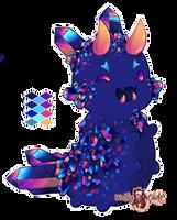 Custom Paca: Zitphonena by WolfyCade