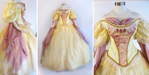 Original Princess Wanda of Glimmerwood Gown by glimmerwood