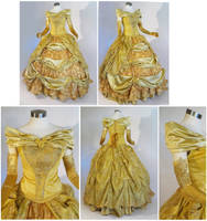 Beauty Ball Gown by glimmerwood