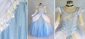 Cinderella by glimmerwood