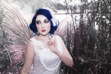 Kota Wade as a Flapper Fairy by Glimmerwood by glimmerwood