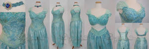 Jasmine Style - Arabian Princess Cosplay Costume by glimmerwood