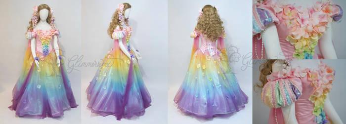 Rainbow Fairy by glimmerwood