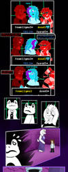 The Irregular Soul: Page 22 by ImagineTale