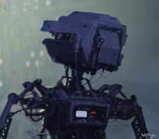 robot by 5ofnovember