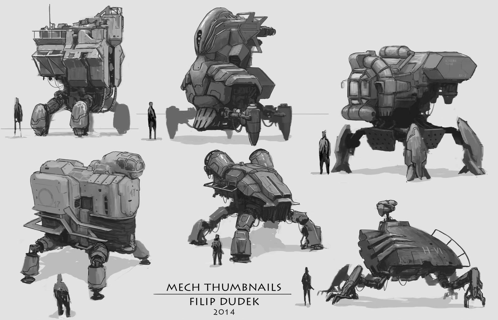mech thumbnail by 5ofnovember