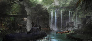 submarine by 5ofnovember