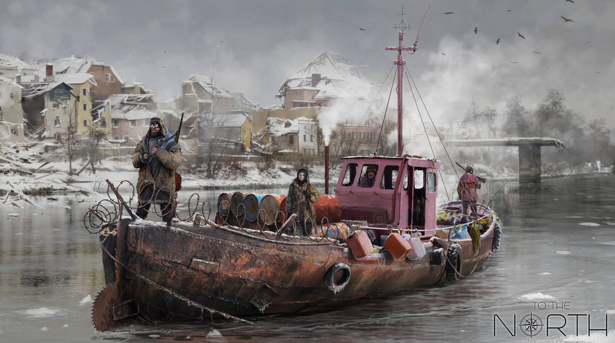 boat by 5ofnovember