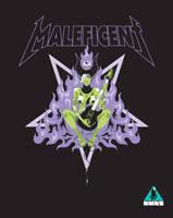 Metal Maleficent by Nemons