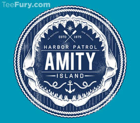 Amity Island Harbor Patrol by Nemons