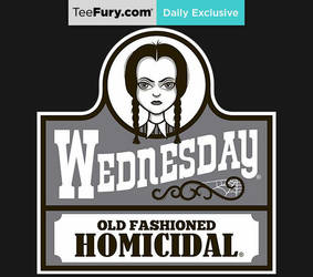 Old Fashioned Homicidal by Nemons