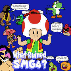 187. What Ruined SMG4? by Madbird82