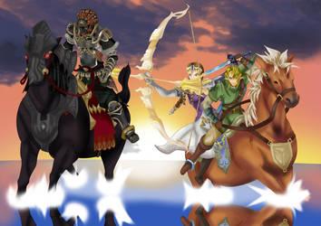 The final battle by Yuese
