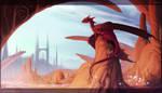 Shepherd of a Promised Land by Skysealer