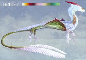 CAD - Tensei by Skysealer