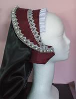 Custom made French Hood by DanielleFiore