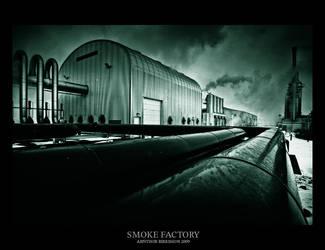 Smoke Factory by tuborg