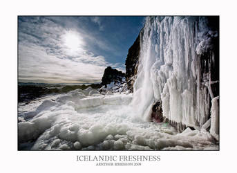 Icelandic Freshness by tuborg