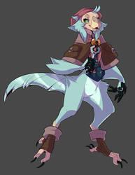 Meechi!! by Dragonpunk15