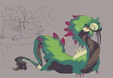 I love my Succulent [CLOSED] by Dragonpunk15