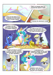 The New Royal Guard test pg. by Equestria-Prevails