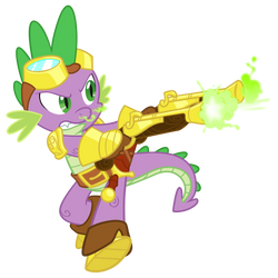 Spike by Equestria-Prevails