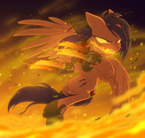 The Concord Flame by Equestria-Prevails