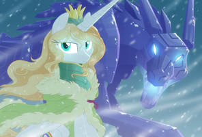 Queen of Storms by Equestria-Prevails