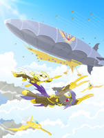 Aerial Supremacy by Equestria-Prevails
