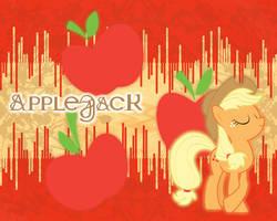 Applejack - Applebucker by eklipse13