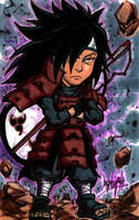 MADARA UCHIHA by Djiguito
