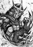 SHREDDER by Djiguito