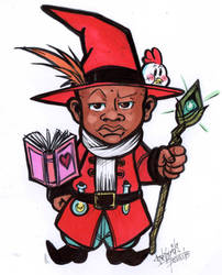 wizard DJIGUITO by Djiguito