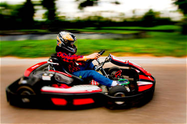 ADAM KARTING 2 IMG 5116-tiltshift by Rladhem
