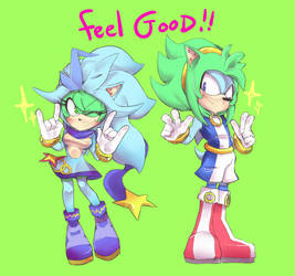 feel good by Pikative