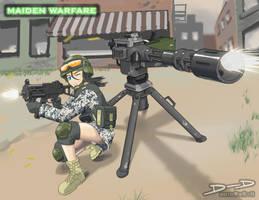 010901 Maiden Warfare: Sentry by Danny-Haymond-Jr