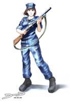 101210 Shotgun Sailor by Danny-Haymond-Jr