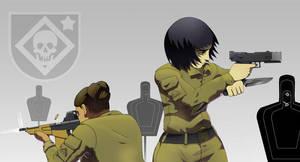 Target Practice by Danny-Haymond-Jr