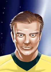 Kirk by Danny-Haymond-Jr